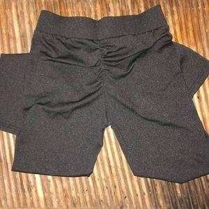 Pants - High Waist Scrunch Butt Leggings 🍑